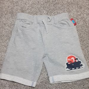 Boys thomas the tank shorts